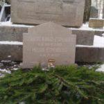 Roman Haavamäe abikaasa hauamonument sai nimetahvli | Lääne Elu