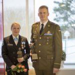 Selgusid aasta naiskodukaitsja ja aasta kaitseliitlane – DELFI