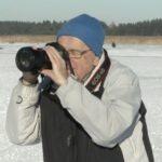 Eesti vanima pressifotograafi töö on tema hobi | Menu | ERR