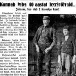 Aasta siis oli 1937: Ajakirjanik leidis Läänemaalt üles Eesti kõige vaesema pere – Forte