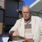 Toivo Tomingas sai valmis neljanda kogumiku Vormsist | Lääne Elu